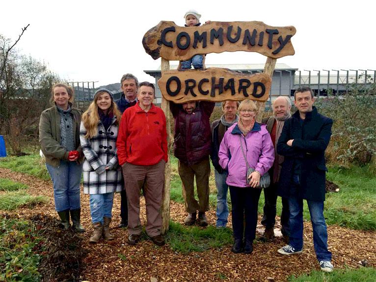GIY - Community Orchard
