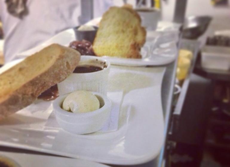 Glace au fromage Crozier Blue par Fenns Quay