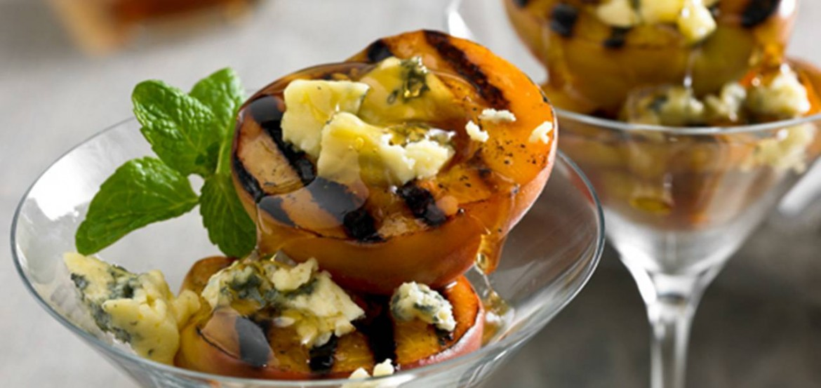 grilled-peaches-with-cashel-blue-cheese-hero