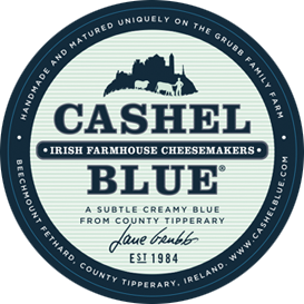 Cashel Blue Irish Farmhouse Cheese - Creamy Blue made in Co Tipperary