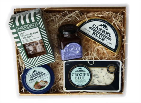 Cashel Three Cheese Hamper